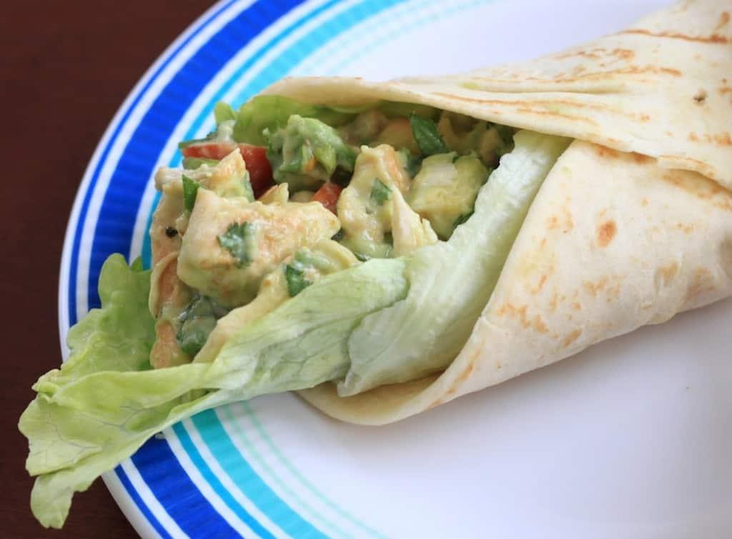 avocadochickensalad