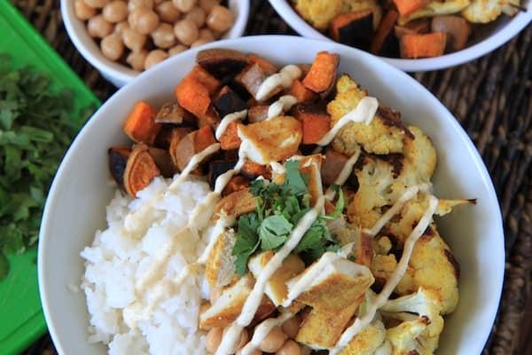 indian chicken bowls 2