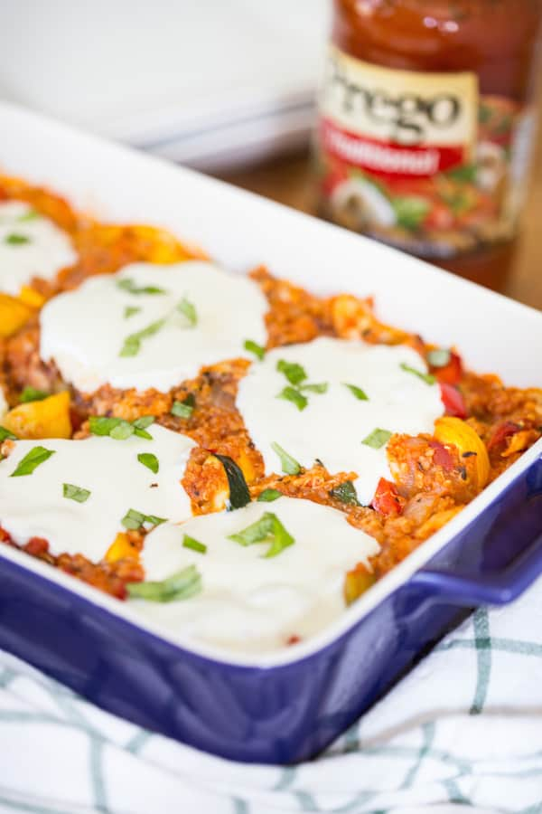 Chicken and Vegetable Quinoa Casserole