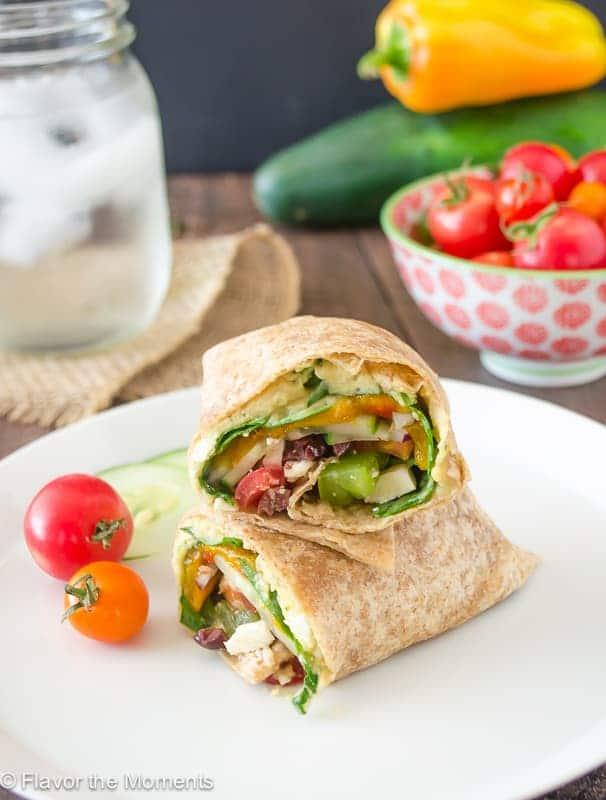 greek-veggie-hummus-wrap1-flavorthemoments.com_