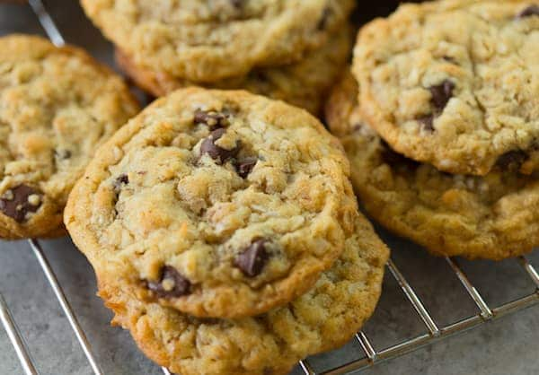 Dairy Free Lactation Cookies