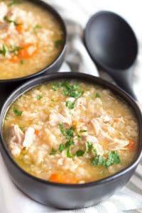 Freezer Meal Soups